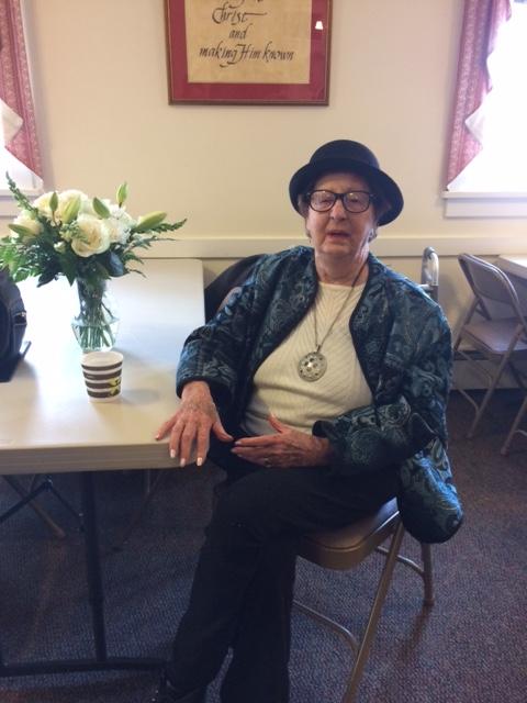 Grace H 99th birthday